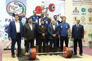 بهترین کمپ وزنهبرداری کشور و آسیا را در اهواز احداث می کنیم