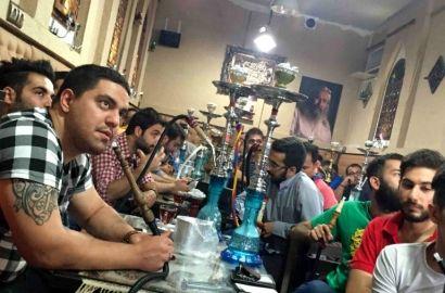 پلمب ۲ قهوه خانه در تهران به دلیل عرضه پنهانی قلیان