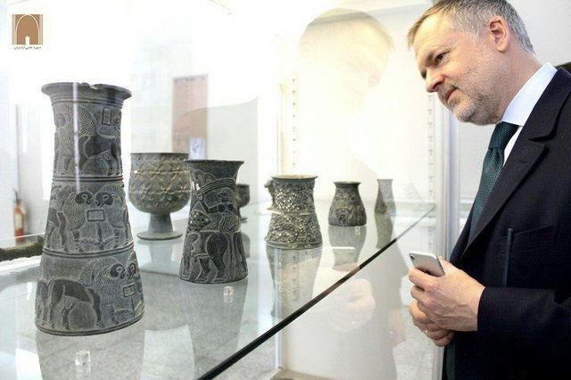 دو گالری بزرگ موزه بریتانیا به دین اسلام اختصاص می یابد