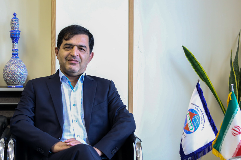 علی یارمحمدیان رئیس انجمن صنعت نمایشگاهی ایران شد