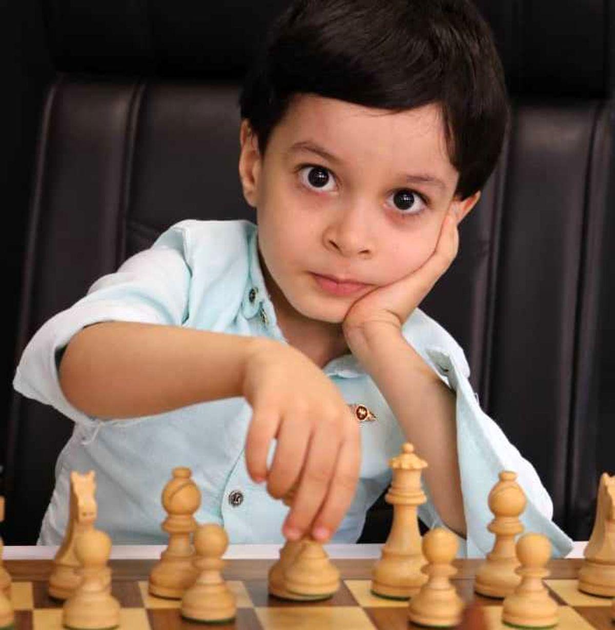 آرین براهیمی به اردوی تیم ملی شطرنج دعوت شد