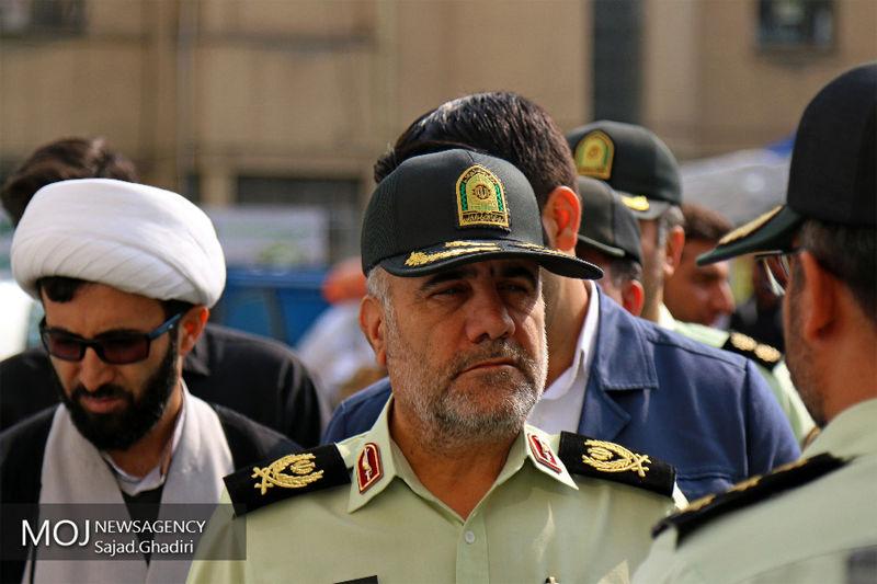 ۲۰۷ نفر از اراذل و اوباش تهران دستگیر شدند
