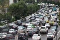 آخرین وضعیت ترافیکی و جوی جادهها در 21 مرداد