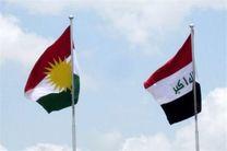 برافراشته شدن پرچم اقلیم کردستان در کنار پرچم عراق در استان کرکوک