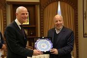 گسترش مناسبات اقتصادی و گردشگری اصفهان و هلند