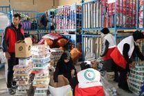 ارسال کمک به حادثه دیدگان سیل استان گلستان از اردبیل