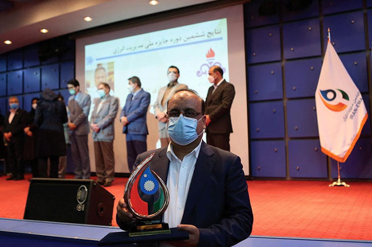 مشهد در ششمین جشنواره ملی مدیریت، مقام دوم را کسب کرد