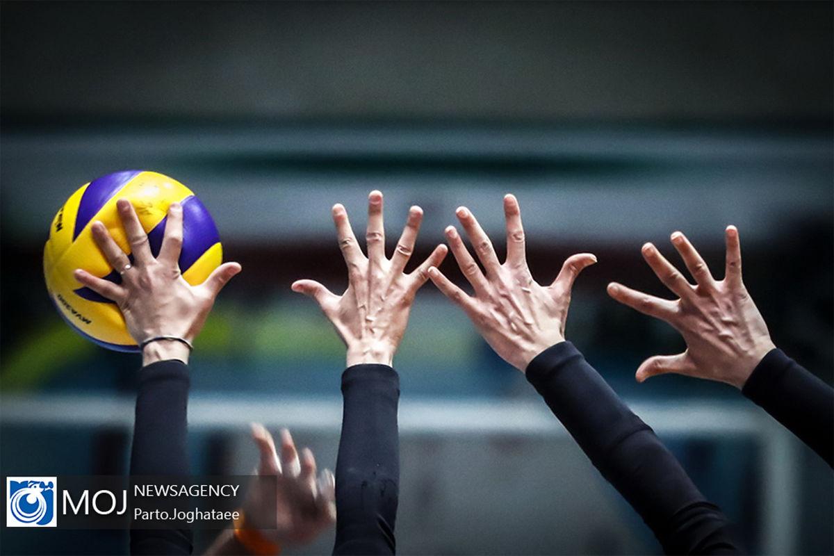 اسامی کادر فنی تیم ملی والیبال زنان معرفی شدند