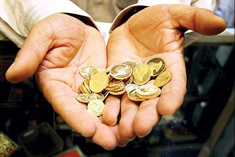 قیمت سکه 18 شهریور به چهار میلیون و 75 هزار تومان رسید