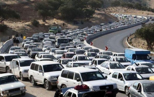 آخرین وضعیت جوی و ترافیکی جاده های کشور در 26 مهر