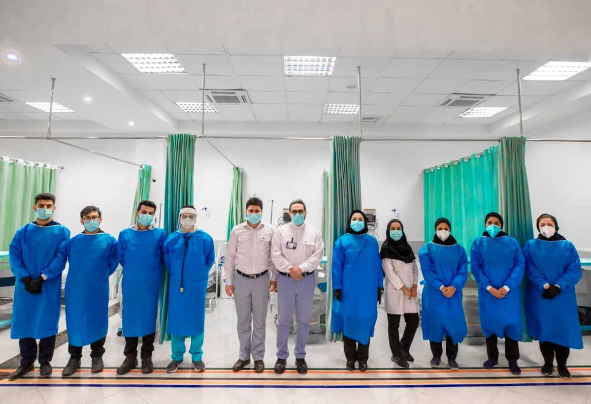افتتاح کلینیک طب کار شرکت نفت ستاره خلیجفارس