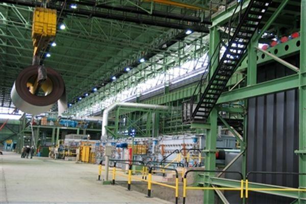 شرکت فولادمبارکه واحد نمونۀ استاندارد کشوری و استانی شد