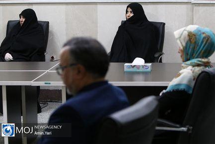 افتتاح شعبه شورای حل اختلاف امام زادگان عینعلی و زینعلی