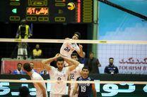 نتیجه بازی والیبال ایران و سریلانکا/ ایران، سریلانکا را براحتی مغلوب کرد