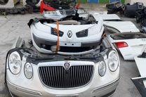 انهدام باند قاچاق قطعات خودروهای خارجی در پارسیان