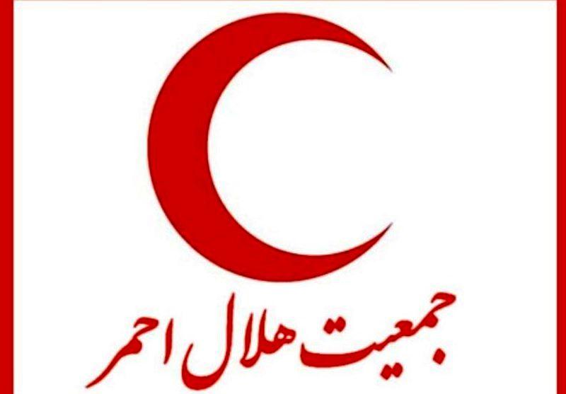 نشانی ۲۰ پایگاه درمانی هلال احمر در عراق