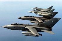 جنگنده های رژیم سعودی الظاهر یمن را بمباران کردند