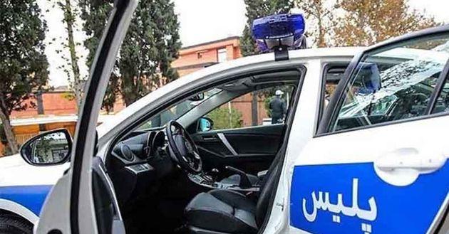 ضرب و شتم مامور پلیس راهور توسط نماینده مجلس