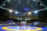 تیم کشتی فرنگی زیر ۲۳ سال ایران قهرمان آسیا شد