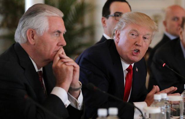 بحران در روابط ترامپ و تیلرسون