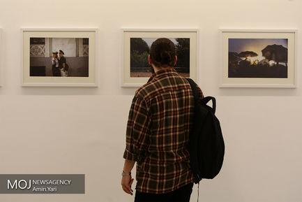 افتتاح نمایشگاه پودیوم.دو