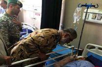 شماری از سربازان سانحه جاده ای فارس معاف می شوند
