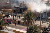 سفارت آمریکا در بغداد بسته می شود؟