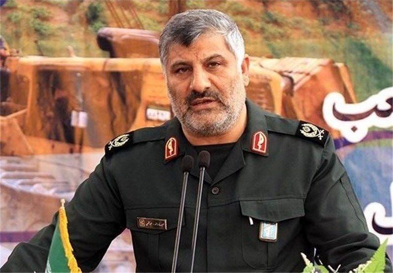 ماشین آلات قرارگاه خاتمالانبیا (ص) سپاه به کرمانشاه گسیل شدند