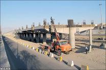 آغاز احداثتونل قطار شهری و ۴ تقاطع غیر همسطح در شهر کرمانشاه