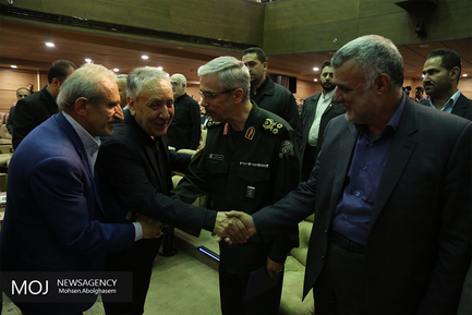 سی امین گردهمایی فرماندهان مهندسی رزمی جنگ جهاد