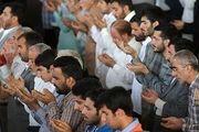 اقامه با شکوه نماز عید قربان در بندرعباس