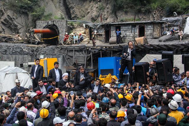 دستگیری معترضان به رئیسجمهور دروغ است