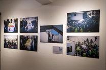 نمایشگاه عکس «مکتب سلیمانی» افتتاح شد