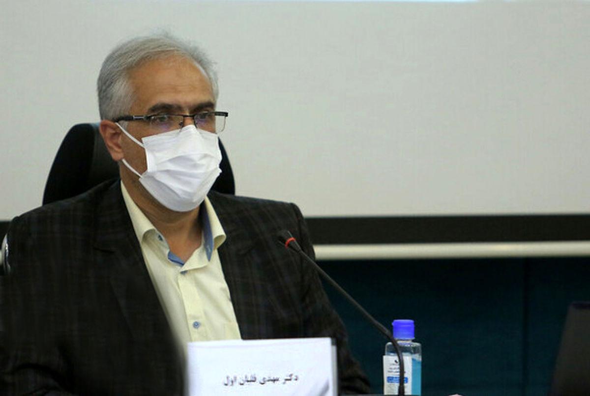 مردم خراسان رضوی، فقط ۵۱ درصد پروتکلهای بهداشتی را رعایت می کنند