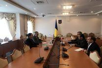 گسترش همکاری های پارلمانی در مذاکرات سفیر ایران و مقام اوکراینی بررسی شد