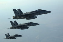 کشته شدن 35 غیر نظامی در حملات ائتلاف ضد داعش در شرق سوریه
