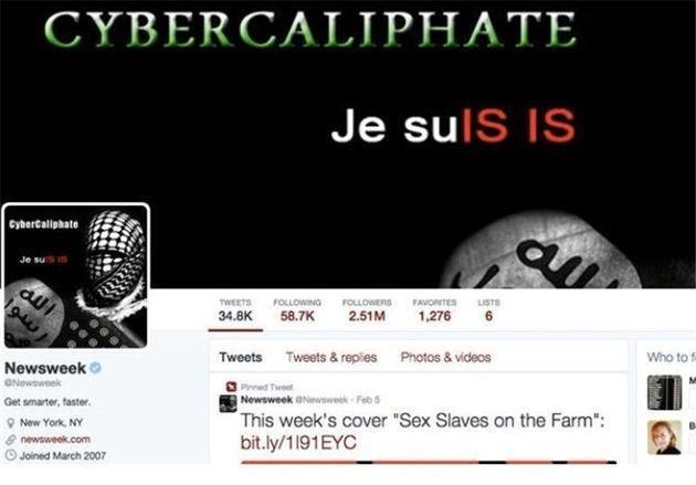 توییتر داعش دچار افت ترافیک شده است