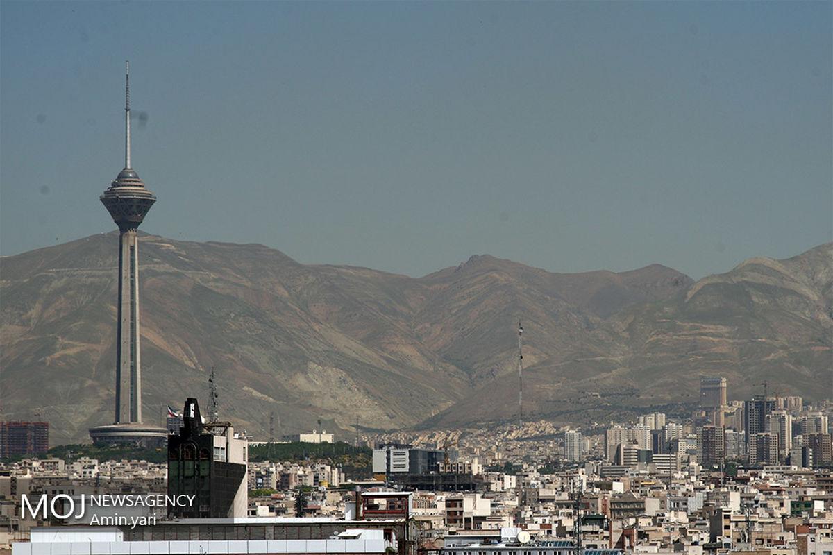 کیفیت هوای تهران ۱۳ فروردین ۱۴۰۰/ شاخص کیفیت هوا به ۸۴ رسید