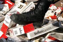 کشف بیش از ۳ میلیون نخ سیگار قاچاق در بندرلنگه