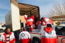ارسال سومین محموله کمک های هلال احمراصفهان به مناطق سیل زده درسیستان وبلوچستان