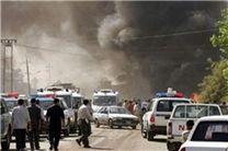 انفجار انتحاری در بازاری در شرق موصل