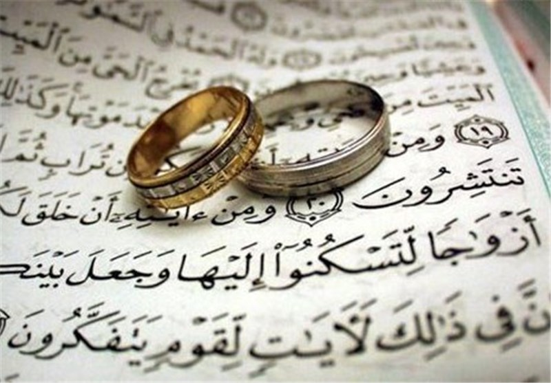 برگزاری جشن ازدواج ۱۳۹ طلبه خواهر در اصفهان