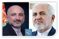 گفتگوی تلفنی ظریف با سرپرست وزارت خارجه افغانستان