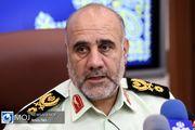شناسایی ۱۳۱ گروه اوباش و دستگیری ۱۴۶ نفر از اراذل در ششمین طرح اقتدار