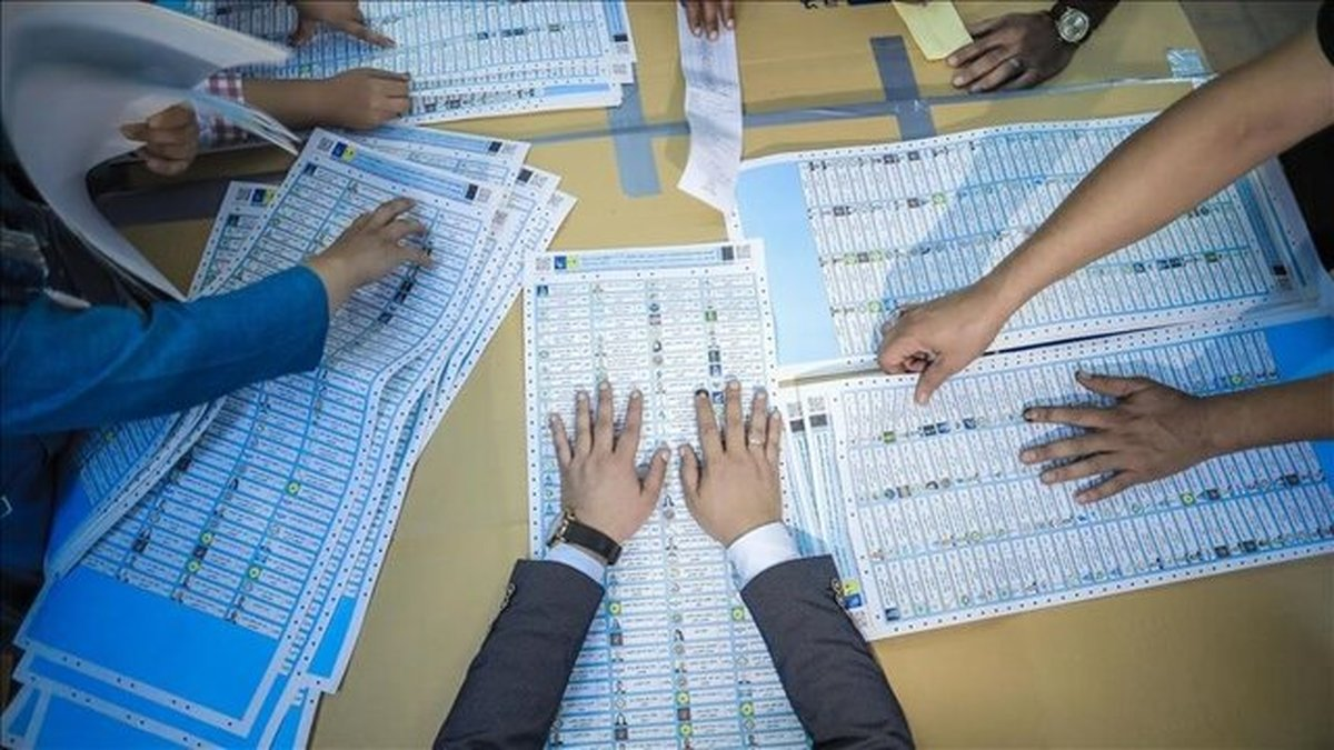 اعلام نتایج جزئی انتخابات عراق