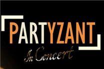 گروه لهستانی «پارتیزانت» در تالار وحدت کنسرت میدهد