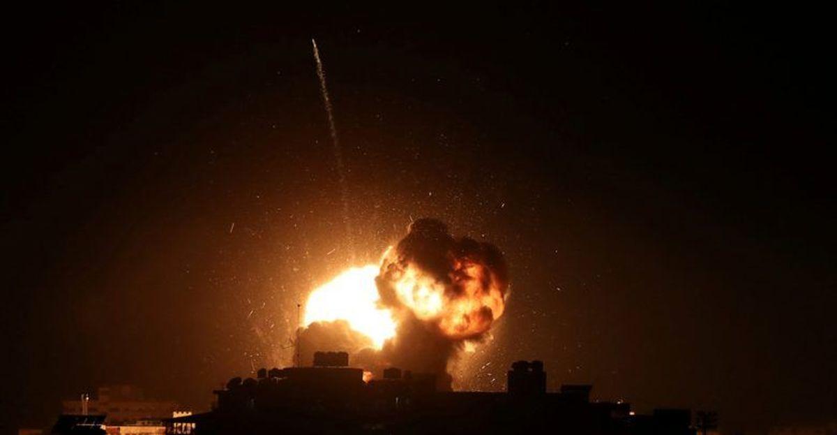 حمله راکتی به محل استقرار نظامیان آمریکایی در نزدیکی فرودگاه بغداد