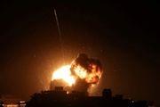 حمله راکتی حماس به سرزمین اشغالی