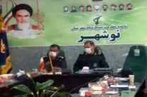 طرح شهید سلیمانی برای قطع زنجیره کرونا فعال است / غرب مازندران در این زمینه خوب عمل کرد
