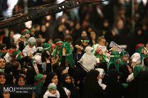 پخش مراسم شیرخوارگان حسینی از شبکه های سیما